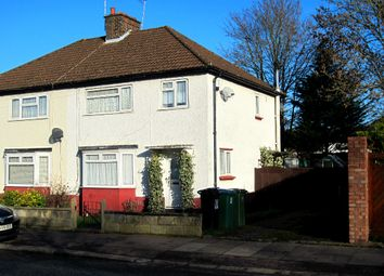Thumbnail 3 bed semi-detached house to rent in Chillcot Road, Watford