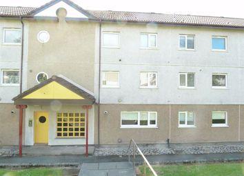 Thumbnail 2 bed flat for sale in Shiel Walk, Livingston