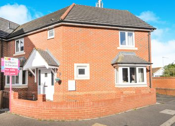 Thumbnail 3 bed semi-detached house for sale in Rosseter Close, Chelmsford