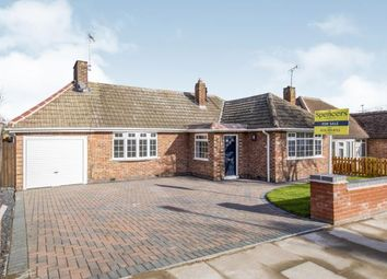 Thumbnail 4 bed bungalow for sale in Alcester Drive, Leicester, Leicestershire
