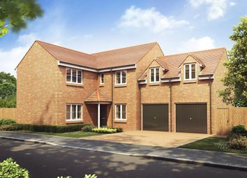 "Thumbnail 5 bed detached house for sale in ""The Oxford "" at Appleford Road, Sutton Courtenay, Abingdon"