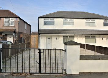 Thumbnail 3 bed semi-detached house to rent in Hillock Lane, Woolston, Warrington