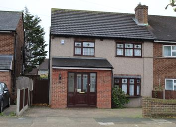 Thumbnail 3 bed semi-detached house for sale in Ullswater Way, Elm Park