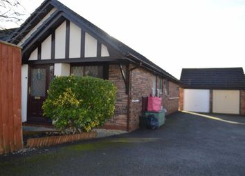 Thumbnail 3 bed detached bungalow for sale in Heol Pentrebach, Swansea