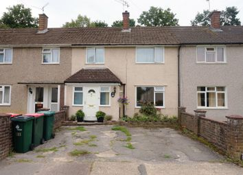 Thumbnail 3 bed terraced house for sale in Cloverlands, Crawley