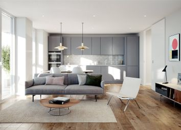 Thumbnail 1 bed flat for sale in Bollo Lane, Chiswick, London
