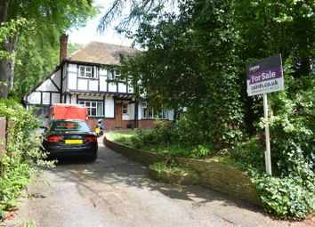Thumbnail 5 bed detached house for sale in Downs Road, Epsom