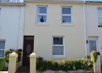 Thumbnail 3 bedroom terraced house for sale in Hele, Torquay, Devon