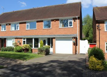 Thumbnail 4 bedroom semi-detached house for sale in Dowles Close, Selly Oak, Bournville Village Trust