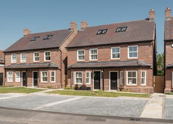 Thumbnail 3 bed semi-detached house for sale in Westborough Mews, Westborough Road, Maidenhead
