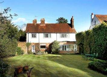 Thumbnail 4 bedroom detached house for sale in Packhorse Road, Gerrards Cross, Buckinghamshire