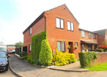 Thumbnail 4 bed end terrace house for sale in Station Road, Ratby, Leicester