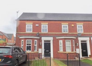 Thumbnail 3 bed end terrace house for sale in Mosslake Way, Liverpool, Merseyside