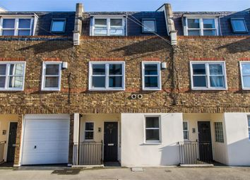 Thumbnail 4 bed town house for sale in The Crescent, London
