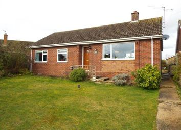 Thumbnail 3 bedroom bungalow for sale in Narborough, King's Lynn