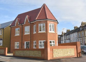Grange Road, Ramsgate CT11. 3 bed end terrace house for sale
