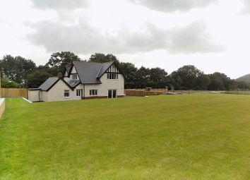 Thumbnail 5 bed detached house for sale in Pen-Y-Bryn Terrace, Brynmenyn, Bridgend.