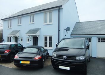 Thumbnail 3 bed semi-detached house for sale in Greenhill Road, Plymouth