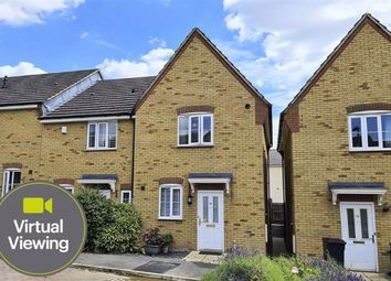 Thumbnail 2 bed end terrace house for sale in Deverell Way, Leighton Buzzard