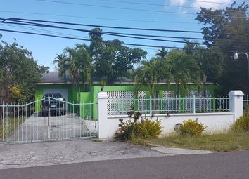 Thumbnail 3 bed property for sale in Highland Park, Nassau/New Providence, The Bahamas