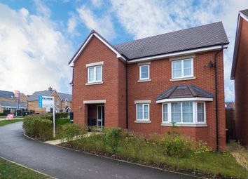 Thumbnail 4 bed end terrace house for sale in Conder Boulevard, New Cardington, Beds