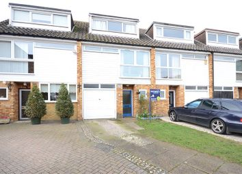 Thumbnail 3 bedroom terraced house for sale in Oast House Close, Wraysbury, Staines