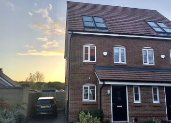 Thumbnail 3 bed semi-detached house for sale in Every Ready Crescent, Dawley