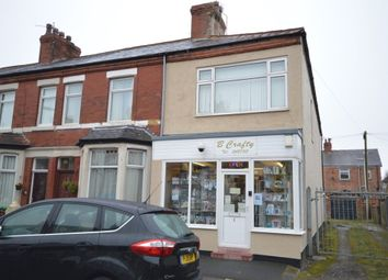 Thumbnail 3 bed end terrace house for sale in Stamford Avenue, Blackpool