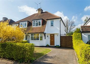 Thumbnail 3 bed semi-detached house for sale in Church Road, Iver Heath, Buckinghamshire