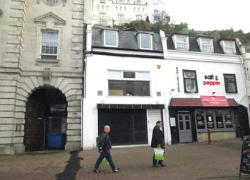 Thumbnail Retail premises to let in Braddons Hill Road West, Torquay