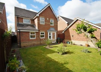 Thumbnail 3 bed detached house for sale in Blair Close, Sherburn Village, Durham