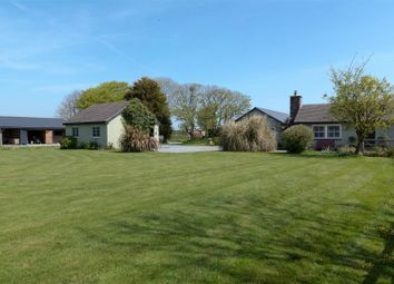 Thumbnail 4 bed semi-detached bungalow for sale in Stackpole, Pembroke