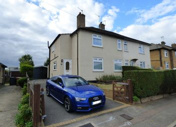 Thumbnail 3 bed semi-detached house for sale in Croft Road, Ware