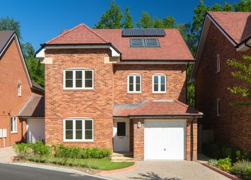 Thumbnail 5 bed detached house for sale in Sundew Place, Four Marks, Hampshire