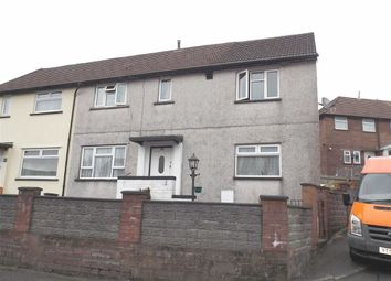 Thumbnail 4 bed semi-detached house to rent in Heol-Y-Mynydd, Ystrad, Pentre