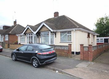 Thumbnail 2 bedroom semi-detached bungalow to rent in Yelvertoft Road, Northampton, Northamptonshire.