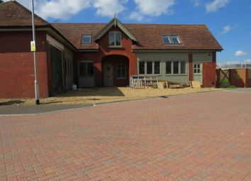 Thumbnail 4 bed detached house for sale in Crown Close, Thorney, Peterborough