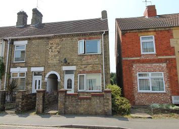 Thumbnail 3 bed semi-detached house to rent in Palmerston Road, Peterborough