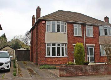 Thumbnail 3 bedroom semi-detached house for sale in Farren Road, Wyken, Coventry