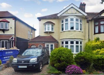 3 bed semi-detached house for sale in Wordsworth Avenue, London E18