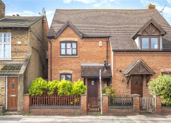 Thumbnail 3 bed semi-detached house for sale in High Street, Harefield, Uxbridge, Middlesex