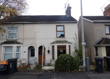 Thumbnail 3 bedroom semi-detached house for sale in Cricklade Road, Swindon