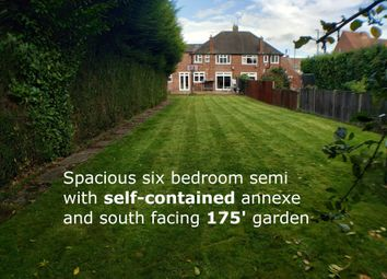 6 bed semi-detached house for sale in Kenpas Highway, Styvechale, Coventry CV3