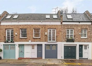 Thumbnail 1 bed flat to rent in Royal Crescent Mews, London