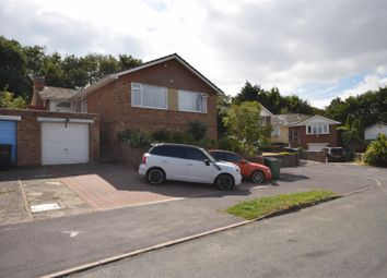 Thumbnail 3 bed detached bungalow for sale in Lychgate Close, Bexhill-On-Sea