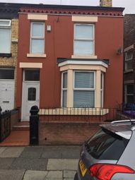 Thumbnail 5 bed terraced house to rent in Boswell Street, Toxteth, Liverpool