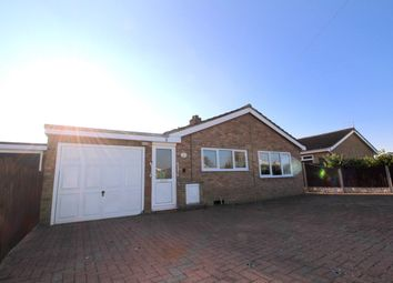 Thumbnail 3 bed detached bungalow for sale in Firs Road, Hethersett, Norwich