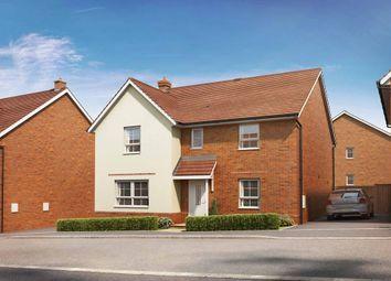 "Thumbnail 5 bedroom detached house for sale in ""Lamberton"" at Tingewick Road, Buckingham"