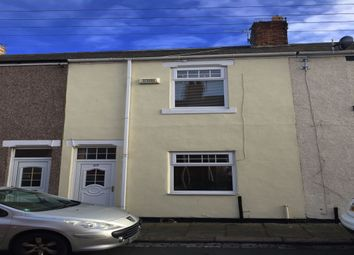 Thumbnail 2 bedroom terraced house to rent in Lambton Street, Normanby, Middlesbrough