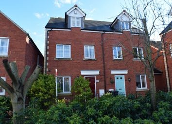 Thumbnail 3 bed town house for sale in Reedmoor Gardens, Bridgwater